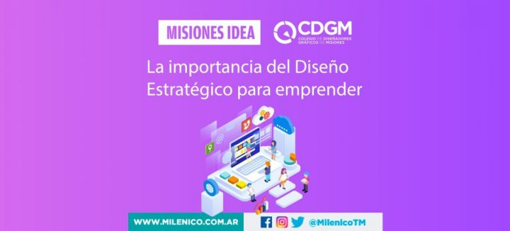 EL CDGM Y EL CICLO #MISIONESIDEA