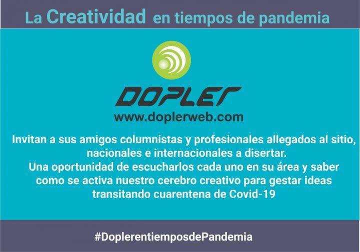 Entrevista al DG Diego René Martín en Dopler Agencia de Noticias de Diseño